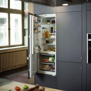 Vstavané chladničky, mrazničky